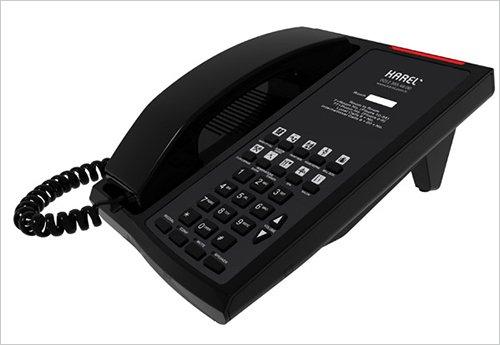 Karel AMT-6110S Analog Handsfree Masa Telefonu