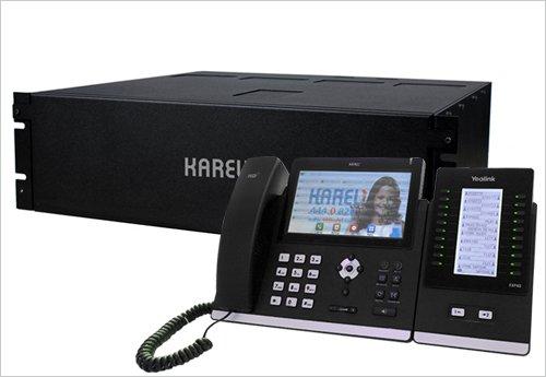 Karel IPG Serisi Telefon Santralleri